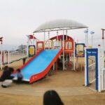 北釜防災公園遊具