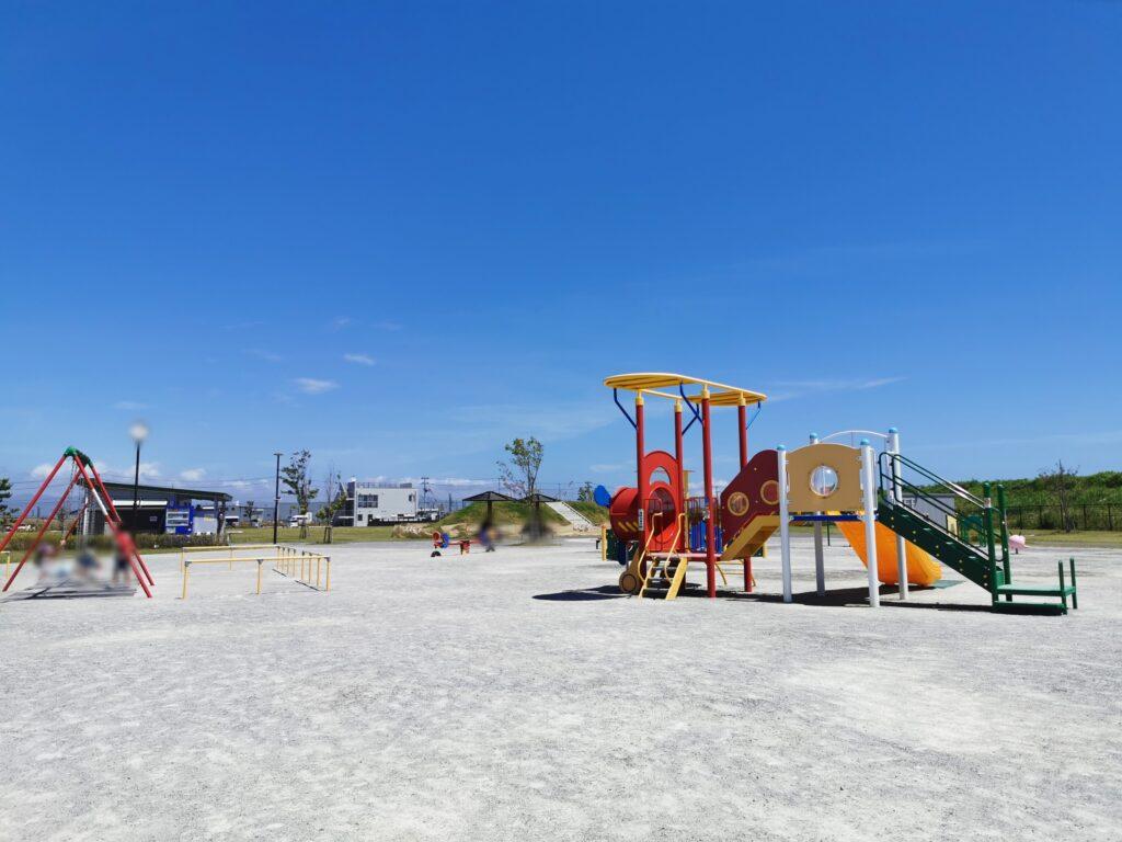 矢本海浜緑地遊具