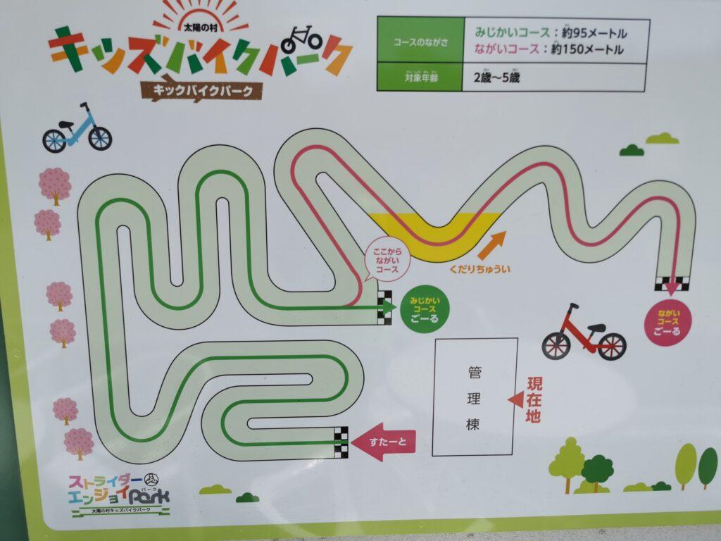 ストライダーコースマップ