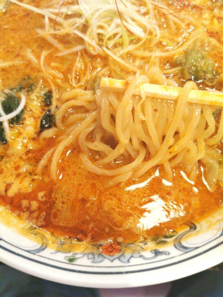 味噌担々麺